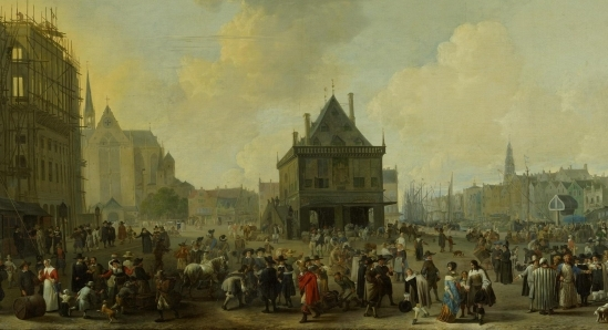 The economy of the netherlands in the dutch golden age